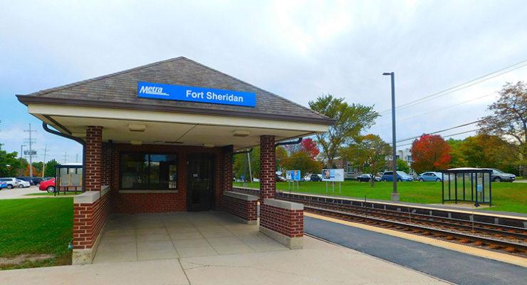 Fort Sheridan Metra   ChicagoHome Brokerage Network at @properties